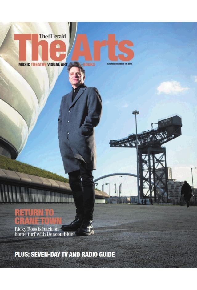 Deacon Blue Herald Arts cover_001